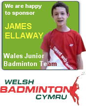 Gwent Web Design Sponsors James Ellaway